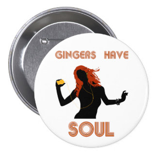 Female Gingers have Soul Buttons