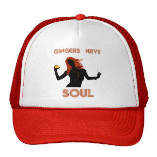 Female Gingers have Soul Hat