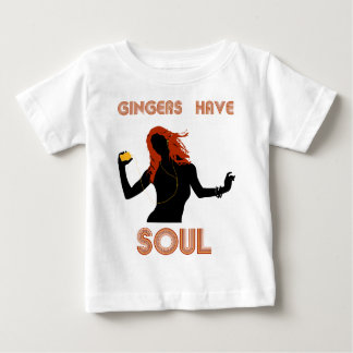 Female Gingers have Soul Tee Shirt