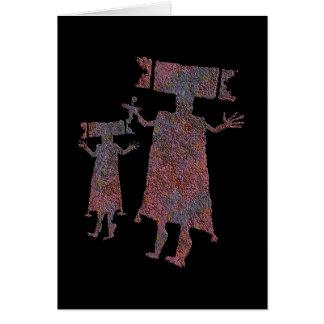 Female Gods, Man Image 4 Card