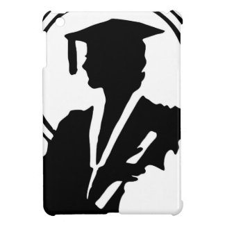 Female Graduate Silhouette Cover For The iPad Mini