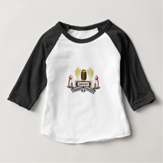 female industry oregon country baby T-Shirt