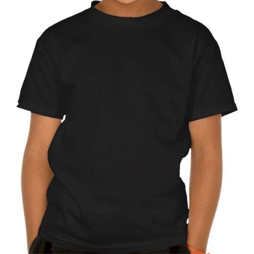 Female Inverted Rainbow Pentagram T-shirts