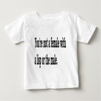 Female Lisp, 2 Baby T-Shirt