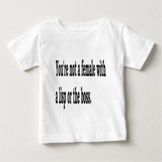 Female Lisp, 3w Baby T-Shirt