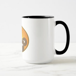 Female Machinist Worker Lathe Machine Mug