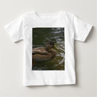 Female Mallard Duck Baby T-Shirt