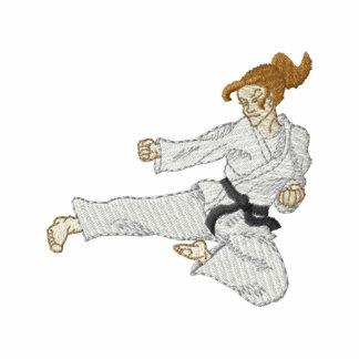 Female Martial Artist