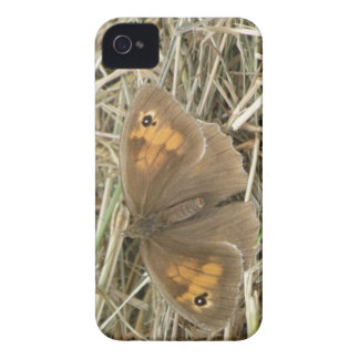 Female Meadow Brown Butterfly Blackberry Case iPhone 4 Case-Mate Case