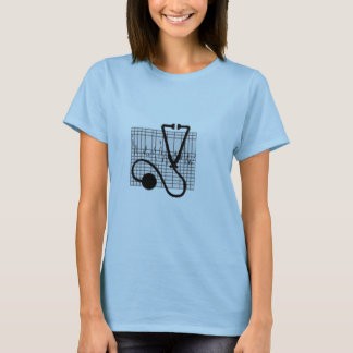 Female Medical Student Humor T-Shirt
