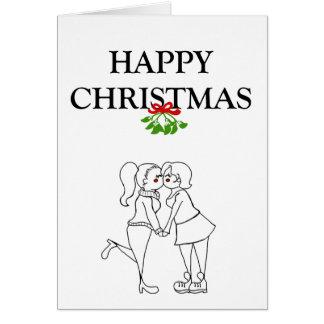 Female Partners Christmas Card
