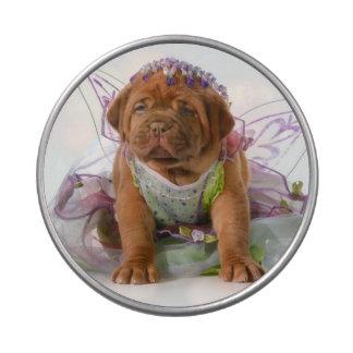 Female Puppy - Dogue De Bordeaux Puppy Candy Tin