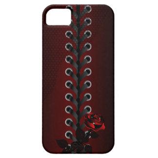 Female Retro Lace Corset iPhone 5 Case