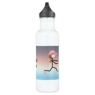 Female Runner 710 Ml Water Bottle