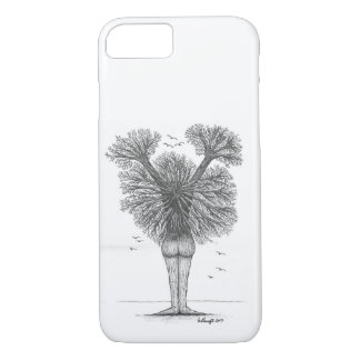 Female Tree of Life phone case