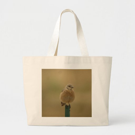 female Western Bluebird Bag