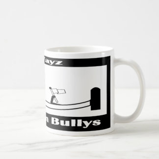 Female White Flag  Coffee Mug