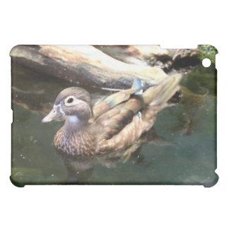 Female Wood Duck iPad Mini Cover