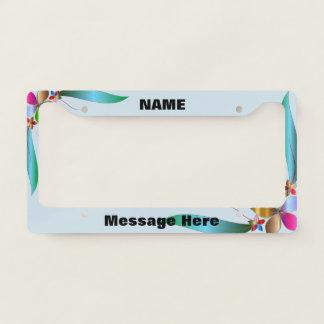 Feminine License Plate Frame