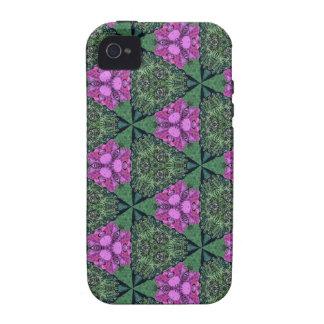 Feminine Pattern Vibe iPhone 4 Cases