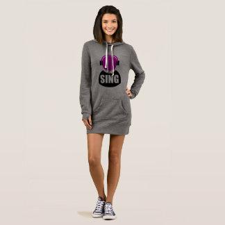 Feminine sweater shirt