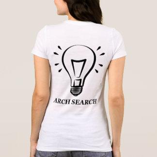Feminine t-shirt Favorite Arch Search