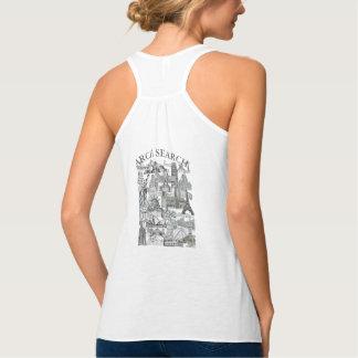 Feminine t-shirt Regatta Flow Arch Mural Search