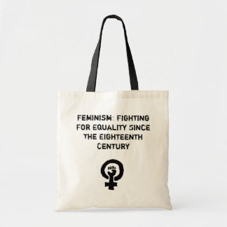 Feminism: Fighting For Equality Bag