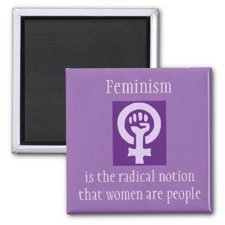 Feminism Magnet