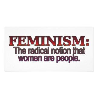 Feminism Photo Cards