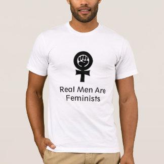 feminism, Real Men Are Feminists T-Shirt