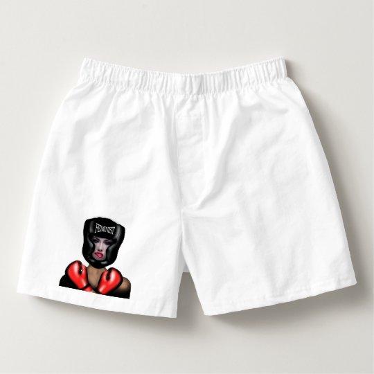 Feminist Boxers