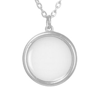 Feminist Definition - Equal Rights Design Silver Plated Necklace