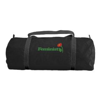 Feminist Gym Bag