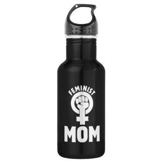feminist mum 532 ml water bottle