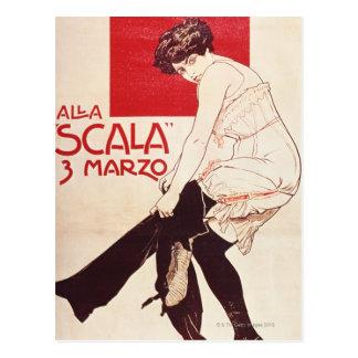 Feminist Reunion of the Socialist League Postcard