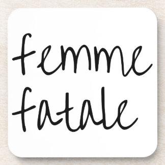 femme fatale coaster