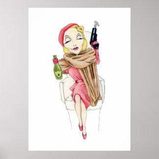 Femme Fatale Poster