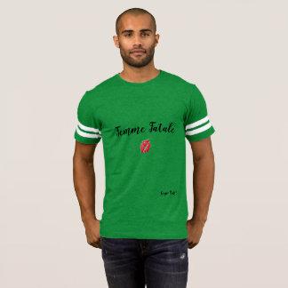 FEMME FETALE MENS HUMOR T-Shirt