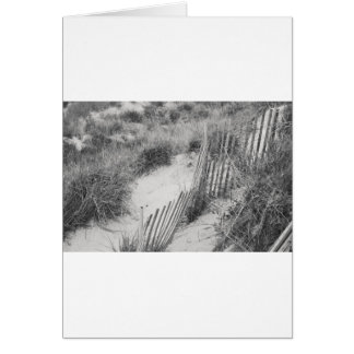 """""""Fence and Dunes"""" collection Card"""