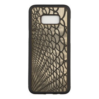 FENCE CARVED SAMSUNG GALAXY S8+ CASE