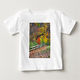 Fence in the Park Baby T-Shirt