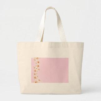 Fence- Pink Fractal Bag
