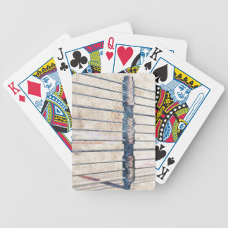 Fence Post Poker Deck