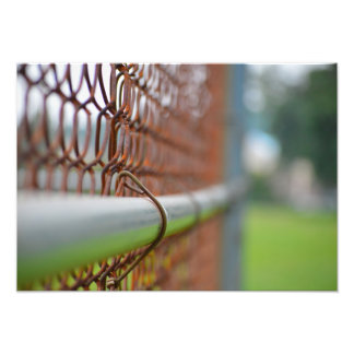 fence view art photo