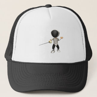Fencer Trucker Hat