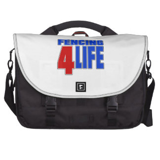 FENCING 4 LIEE LAPTOP BAG