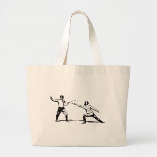 Fencing Canvas Bags