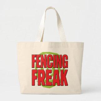 Fencing Freak R Tote Bag