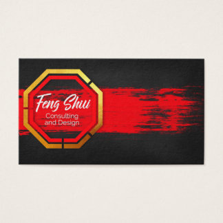 Shui business cards zazzlecomau for Feng shui business cards